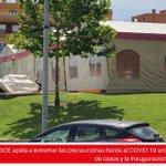 Image for the Tweet beginning: Ante el aumento de casos
