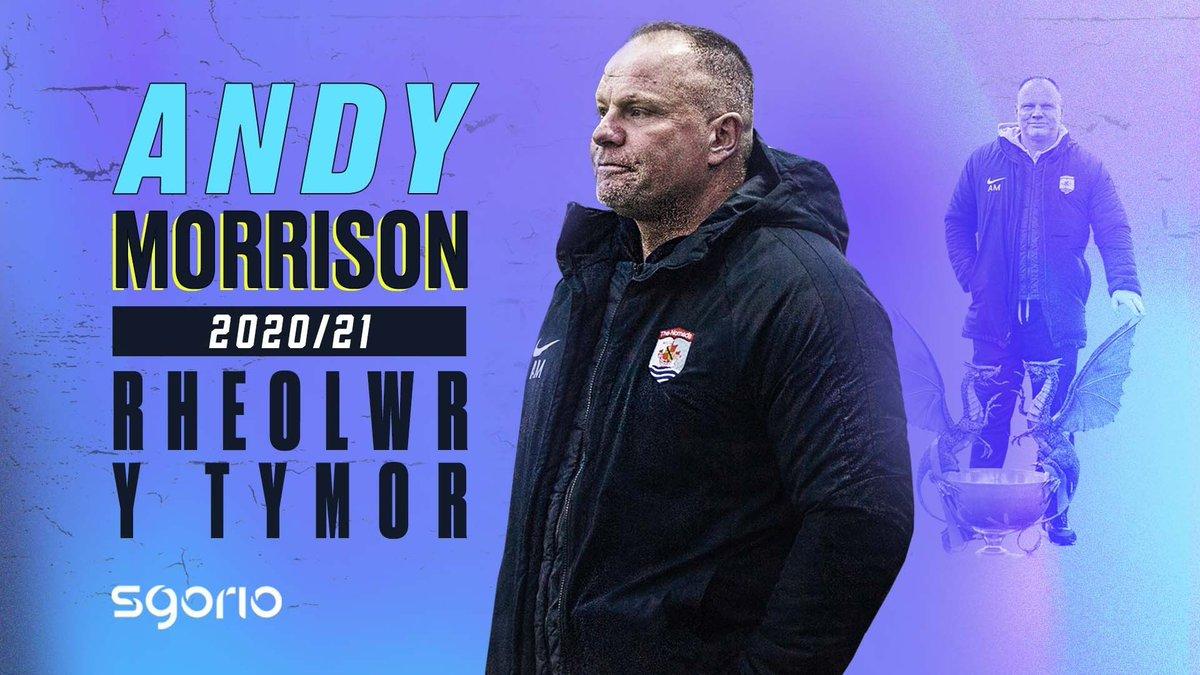 Image for the Tweet beginning: 🎂 Penblwydd hapus, Andy Morrison!