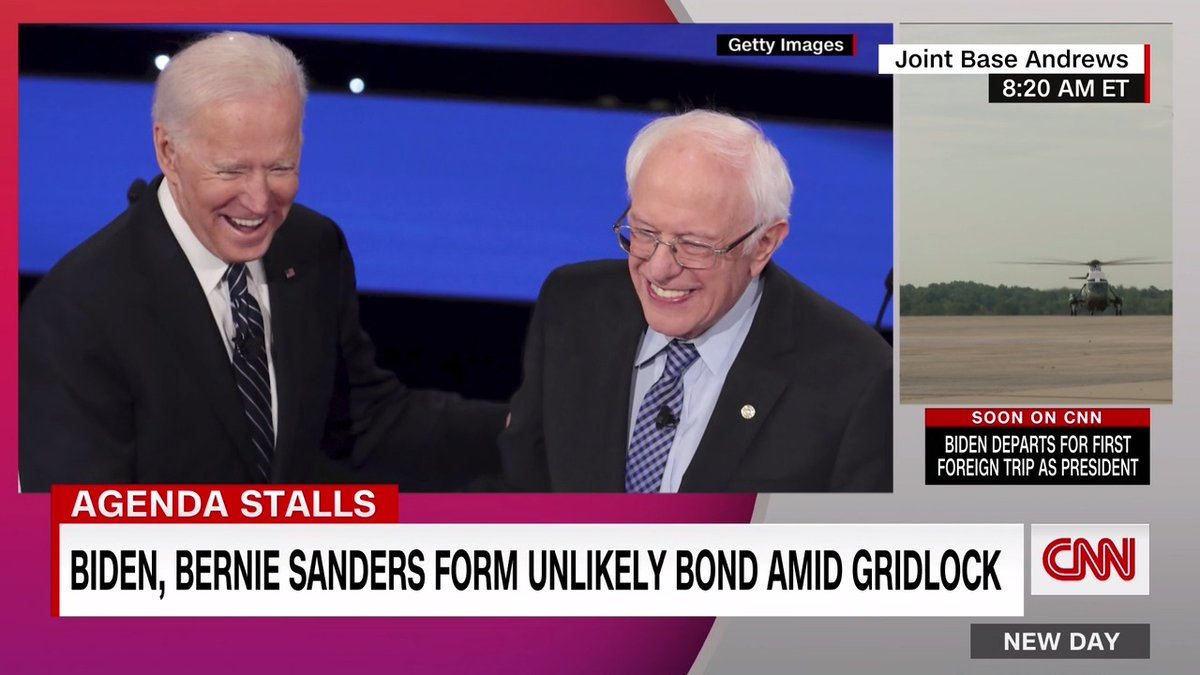 Sen. Bernie Sanders, the progressive and quintessential outsider, has become a key voice in the Biden administration: called upon, consulted and indispensable in keeping the liberal Democratic flock in line. @GloriaBorger reports. https://t.co/ZGx4k0b6o6 https://t.co/lsZJ0d2ZnE