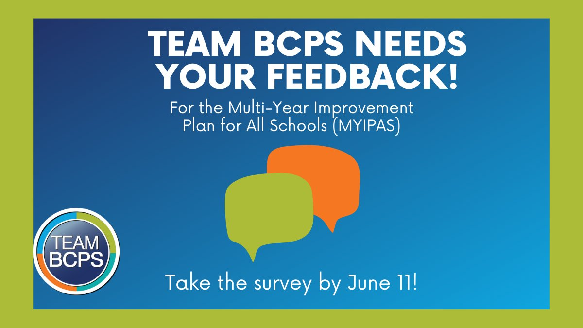@BaltCoPS wants to hear from you!