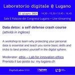Image for the Tweet beginning: Venerdì 11.06.21 sarà presente a