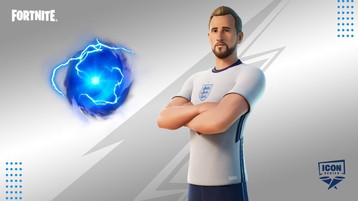 England National Team Captain Harry Kane and two-time German Player of the Year Marco Reus will be the newest additions to The Icon Series. #Fortnite https://t.co/Eou1CKPmqC