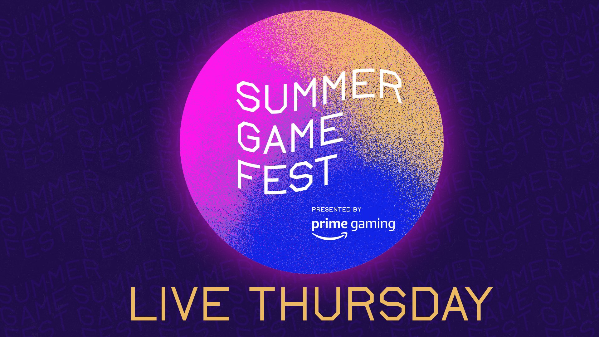 Summer Game Fest - LIVE Tomorrow! on Twitter:
