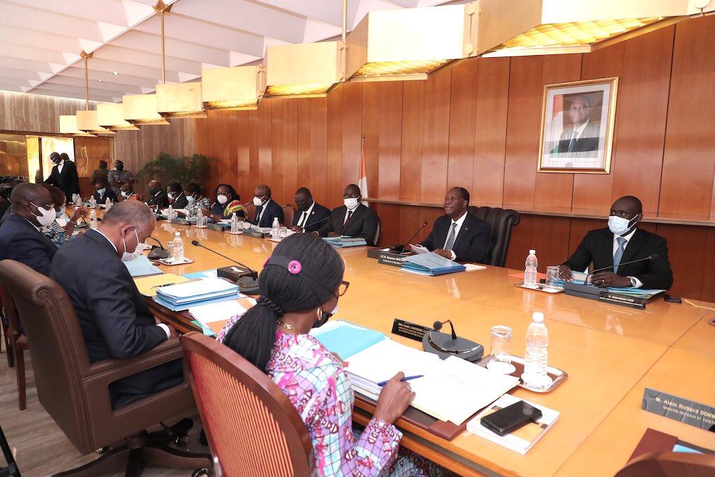 Côte d'Ivoire/Conseil des ministres: Ouattara annonce la création de 12 nouveaux Districts Autonomes
