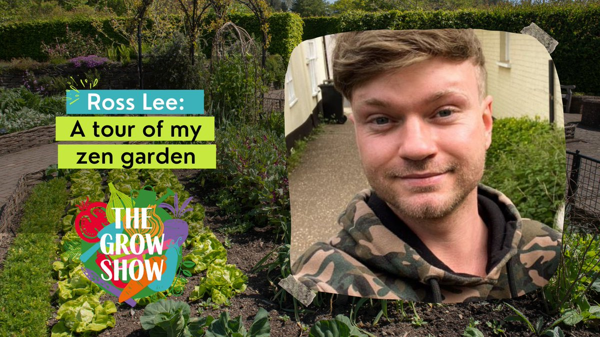 👋 We're very excited about the latest addition to The Grow Show 2021. Head over to https://t.co/Z85LR69NoQ to see a guided video tour of Ross Lee's wonderful Suffolk zen garden.  @RossleeGardener #garden #green #GardeningTwitter #zengarden #eco https://t.co/xbSsIHDNuS
