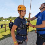 Another exciting day for Year 8 as they were reaching new heights at Rockley! #copthorneprep