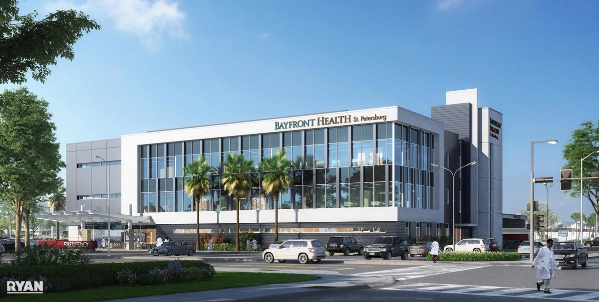 We have filed for a permit to demolish the building currently located at 1800 66th Street, St. Petersburg. The site will become the location for a new emergency room and medical pavilion. We look forward to providing increased access to emergency care to St. Petersburg residents. https://t.co/0y4DJOgk2V