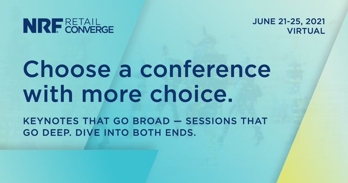 Atos and Maven Wave are sponsoring @NRFnews Retail Converge, a virtual event that offers...
