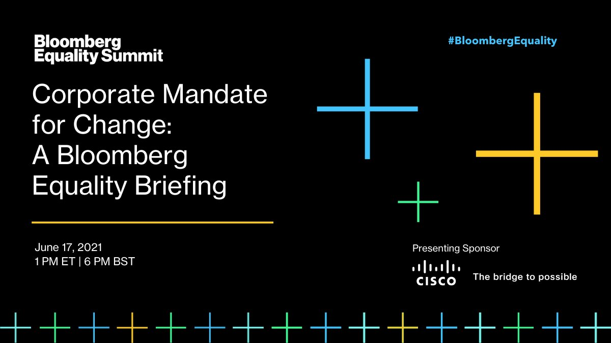 Bloomberg: Corporate Mandate for Change: A Bloomberg Equality Briefing