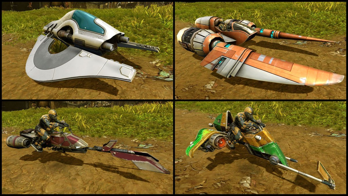 test Twitter Media - Did you know that we have a selection of mounts such as the HK-55 Jetpack and the Kakkran Daggerstar that can be purchased with Galactic Seasons tokens? Find out more here: https://t.co/G3sZhQ96AE. https://t.co/BRwkdlcp6M