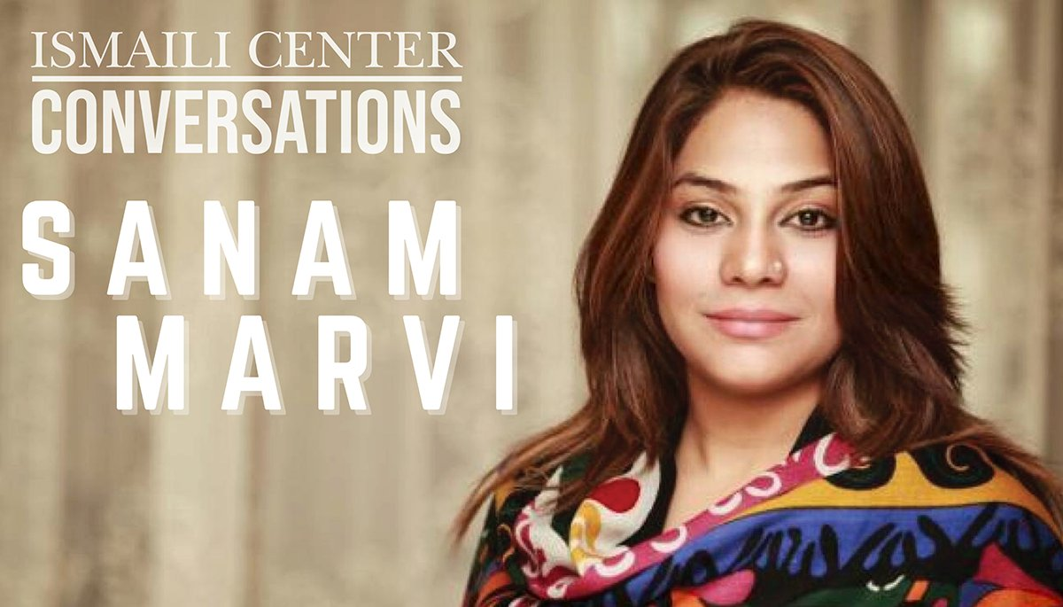 This Saturday evening, enjoy a virtual concert featuring Pakistani folk and sufi singer #SanamMarvi! A master musician, Marvi's work and influence cut across linguistic, cultural, and geographic boundaries. » https://t.co/3CZ6SuV6ni https://t.co/sqZNuYfvyk