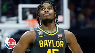 New on YouTube: ESPN Film Sessions with Baylor guard and projected top-10 pick Davion Mitchell. Arguably the most impressive tape in the draft.   Offense: https://t.co/1ALDXYH3ta  Defense: https://t.co/scKNIIKe1v https://t.co/amVQ5svug3