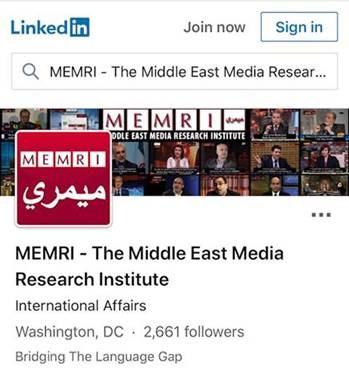 Bridging the language gap on LinkedIn. Follow the leading think tank translating latest from Arabic, Farsi, Russian, Turkish & Chinese media. https://t.co/KcueI7mK2i https://t.co/V1nQEyUO78