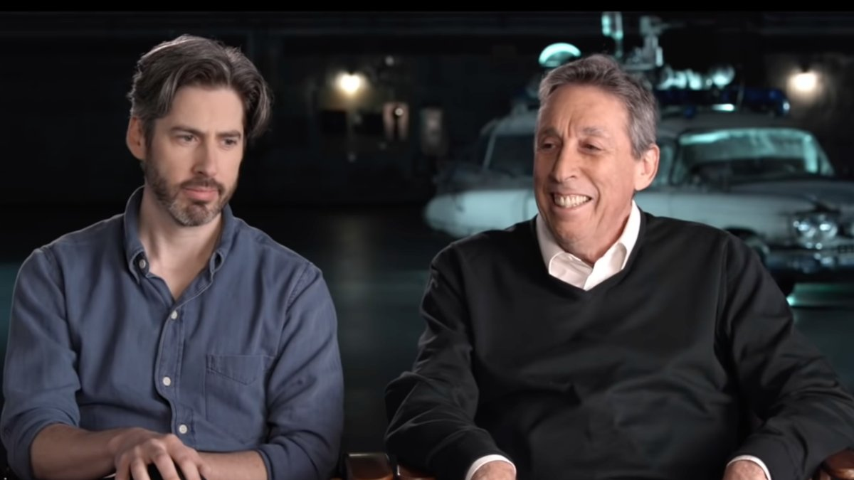 RT @Gizmodo: Making Ghostbusters: Afterlife Was a Family Affair