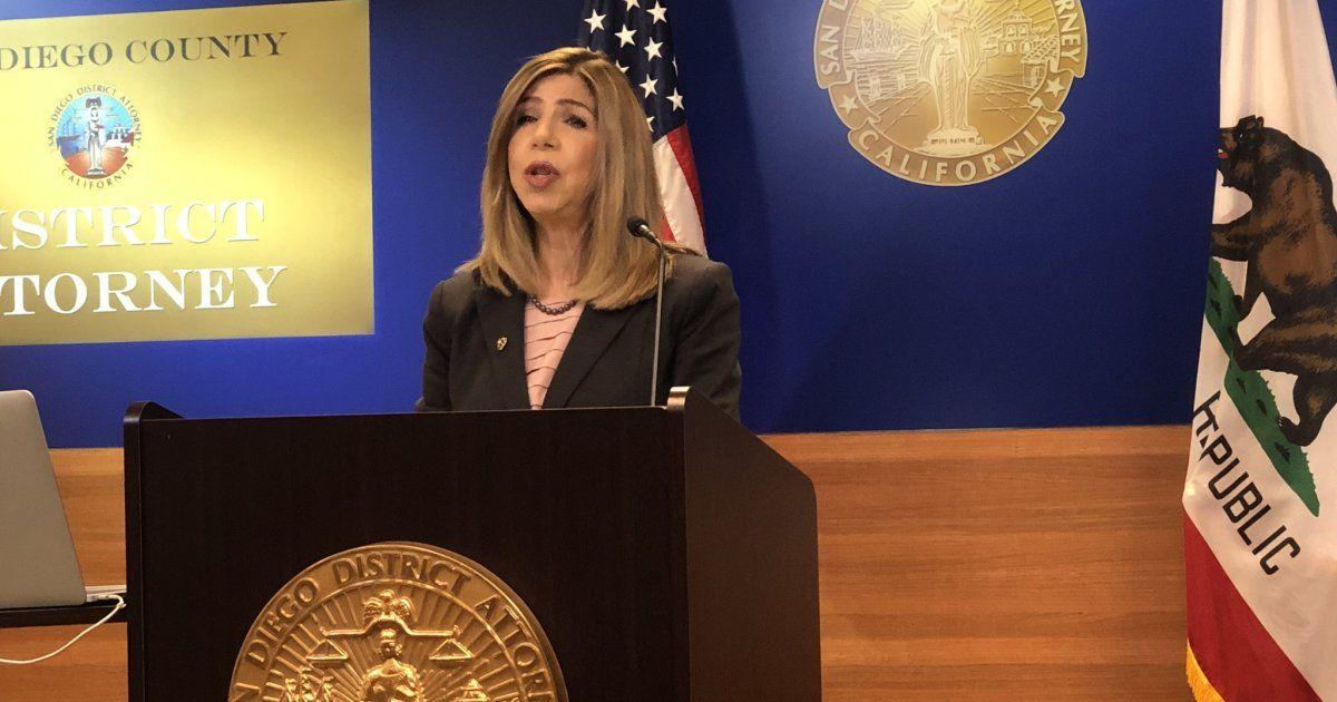 San Diego DA announces milestone in county rape kit testing project https://t.co/Ahzasx1kTd https://t.co/wx1hXFZYyU