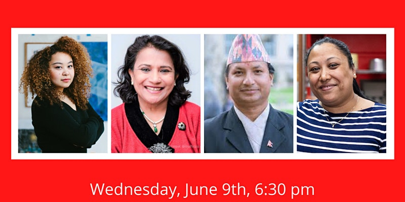 Union Sq Main Street On Twitter Tonight Hear Members Of The Local Nepali Community Discuss Their Work Near And Far Panelists Include Himalayan Kitchen S Co Owner Chef Rabina Lockett Among Many Others