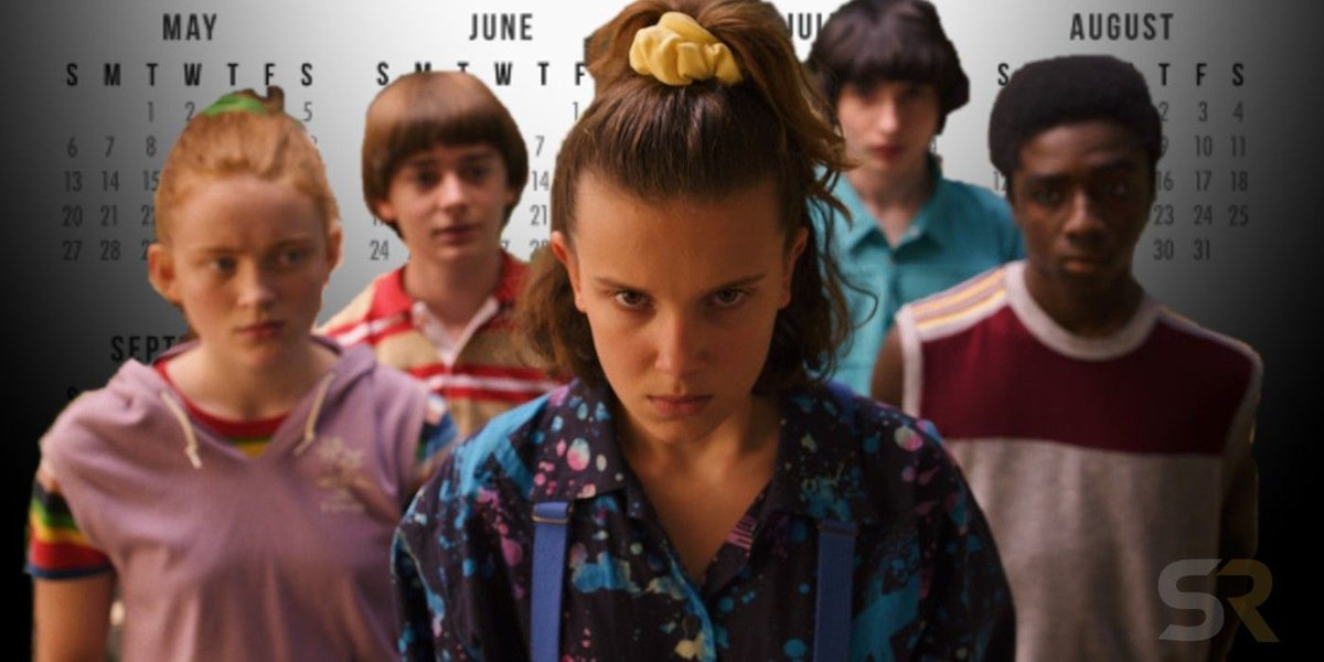 """Stranger Things season 4 showrunners Matt and Ross Duffer give an update on its progress: """"We're sorry it's taking so long to get to you, but everyone here is working really, really hard on this show, and we can't wait for you to see it."""" https://t.co/9Rpafkb3dO https://t.co/vdHhqc7dbe"""