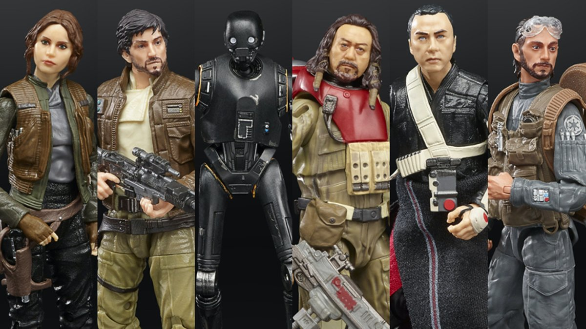 RT @Gizmodo: Rogue One's Crew Is Finally Getting the Star Wars Figures They Deserve