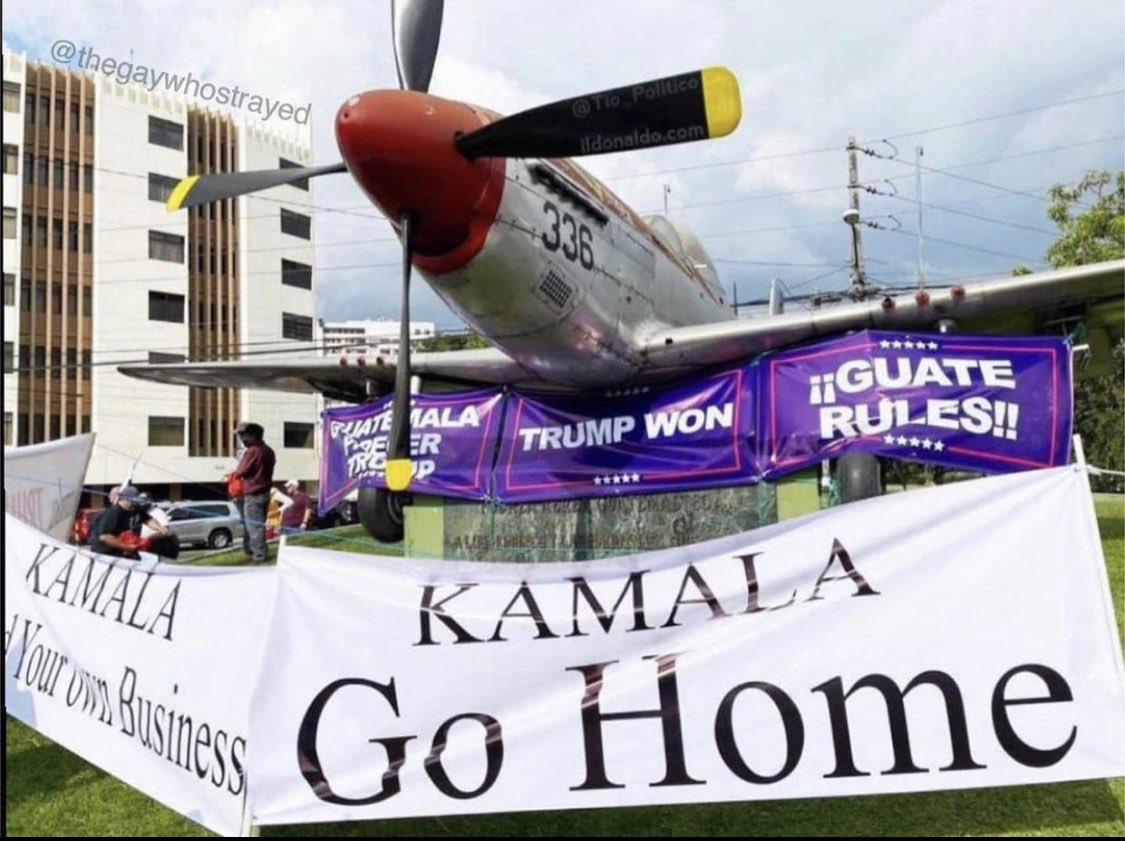@VP @KamalaHarris @DrGiammattei You forgot to show the rest of the welcome 😂 #Skamala https://t.co/0P0ydw3lOs