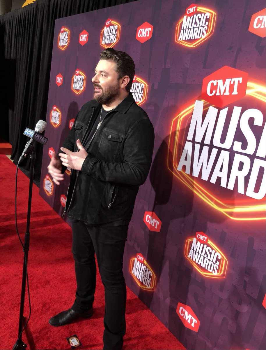 @ChrisYoungMusic's photo on #CMTAwards