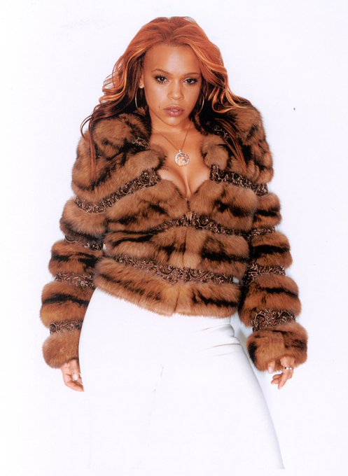 Happy birthday to the First Lady of Bad Boy, Faith Evans