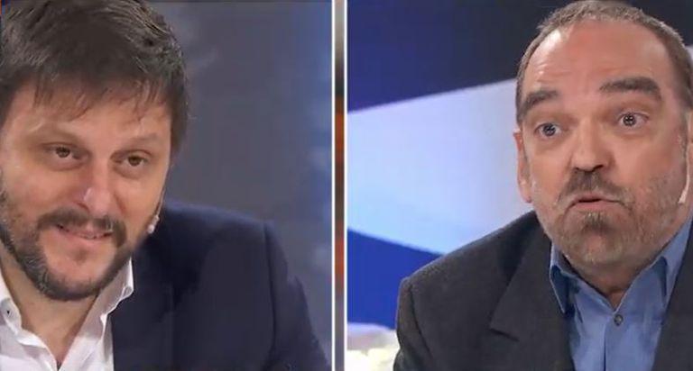 "LA NACION on Twitter: ""El tenso cruce entre Fernando Iglesias y Leandro  Santoro https://t.co/cuJpZE0bOw… """