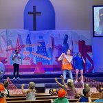Image for the Tweet beginning: VBS- Night 4
