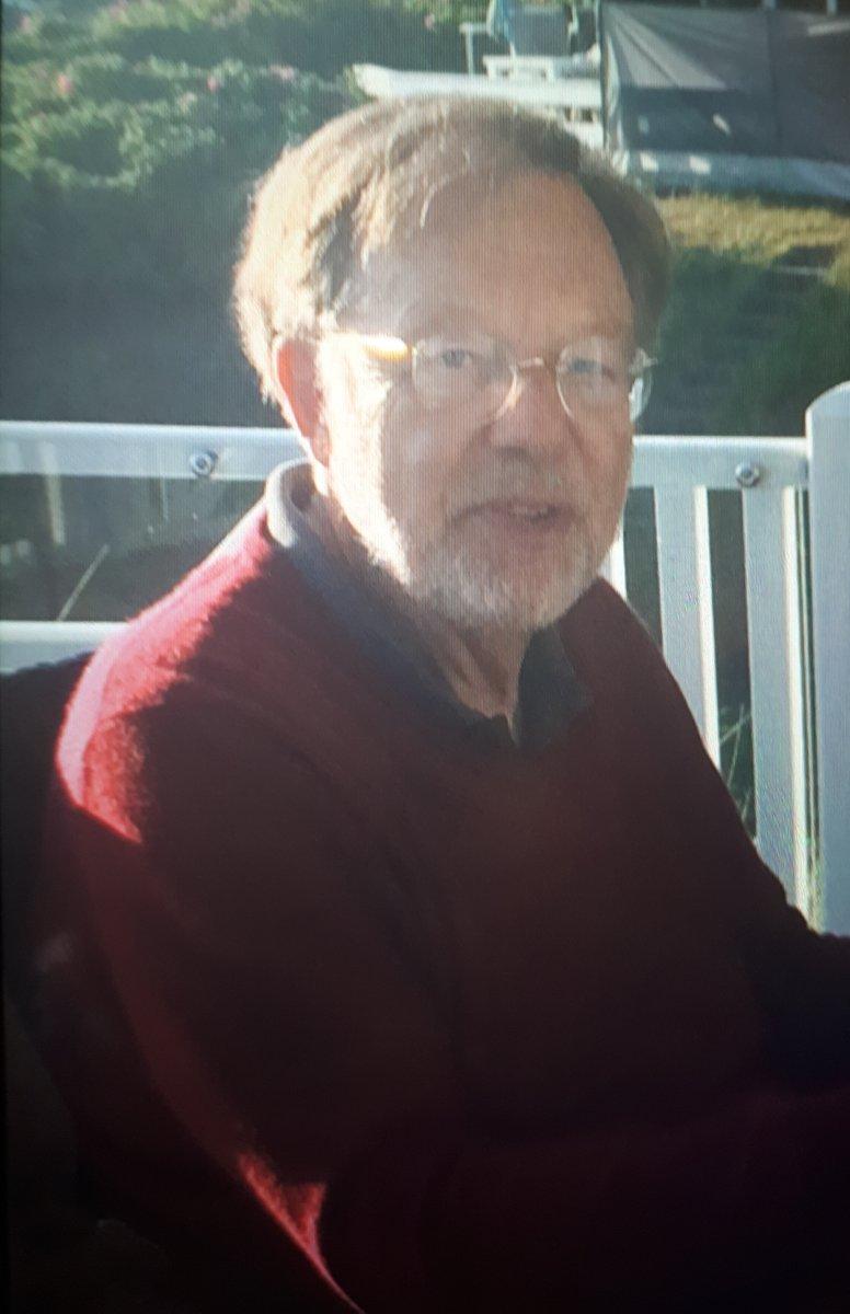 Foto af den savnede 73 årig demente tysker fra Fanø. Han hedder Jocker til fornavn.///Vagtchefen.   #poltiidk https://t.co/L3kRpKAmU6