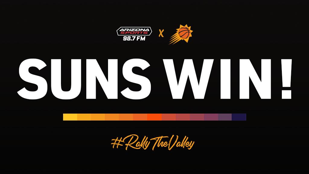 @AZSports's photo on The Suns