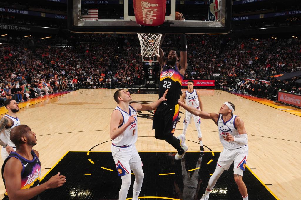 @ESPNStatsInfo's photo on The Suns