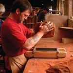 Image for the Tweet beginning: Handmade brickwork at its finest