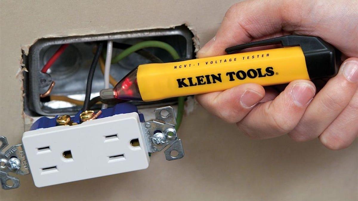 RT @Gizmodo: 1.6 Million Voltage Testers Recalled Over Shock Hazard
