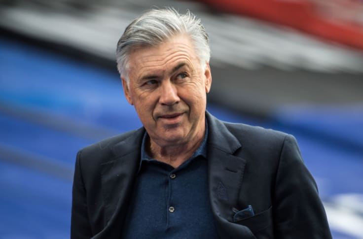 Happy birthday  to Real Madrid boss Carlo Ancelotti. Best wishes