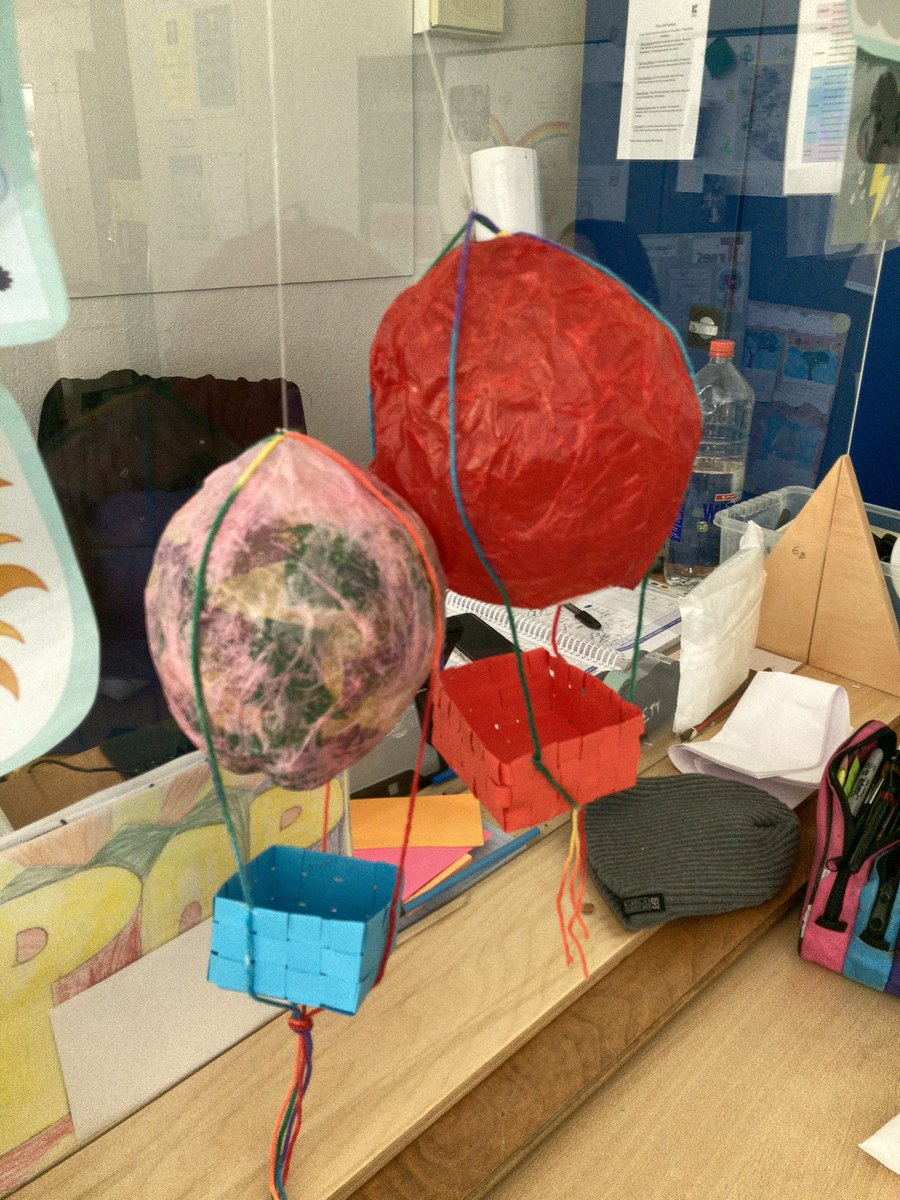 test Twitter Media - Our One School One Book project has spilled over into this week with 6th class taking part in a series of hot air balloon and boat making workshops. Later comes the Lego themed one. Bringing their primary school career to a very pleasant end. https://t.co/BCkwRqjv70