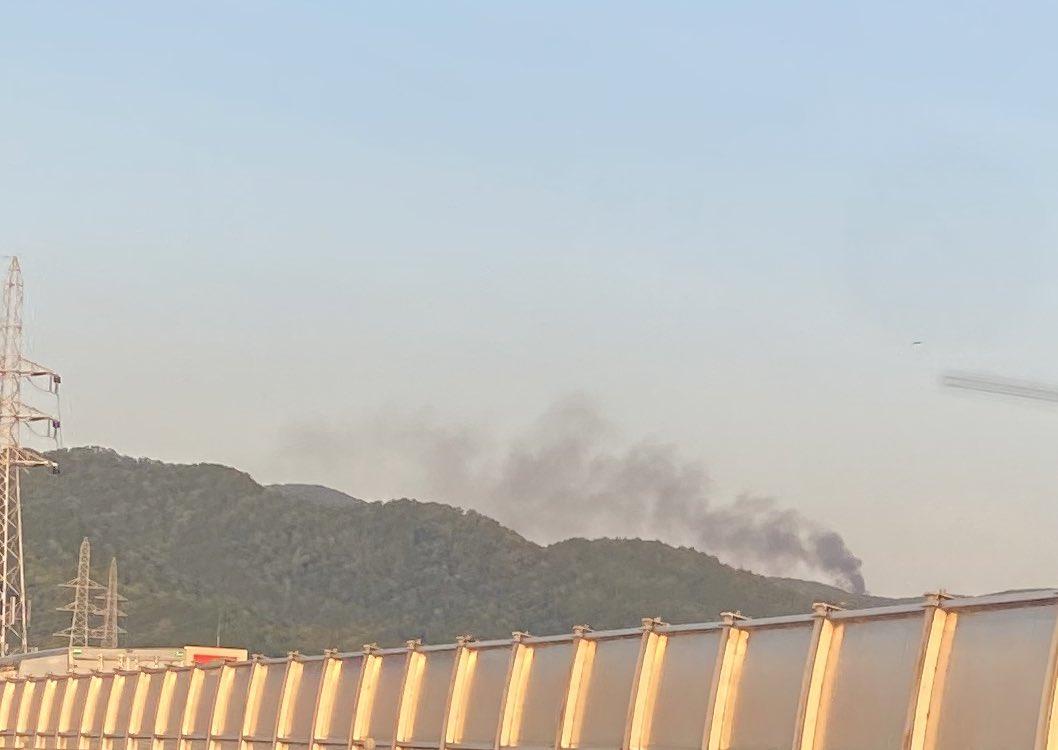 画像,火事やん https://t.co/LQeUgajElN。