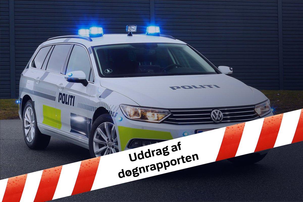 Grundlovsforhør i sag om vanvidsbilisme i stjålet bil - Fogedsag førte til vold mod politiet i Greve - To kvinder anholdt for uorden i Kalundborg. Læs mere i dagens uddrag af døgnrapporten onsdag til torsdag. #politidk #anklagerdk https://t.co/LFhG7rrakK https://t.co/ttc4nt2TYG