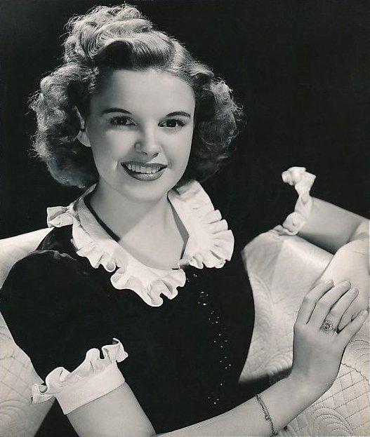 @JeffreyGuterman's photo on Judy Garland