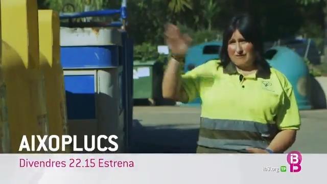 Image for the Tweet beginning: 🆕 Demà estrena d'#AixoplucsIB3❗  Cada divendres