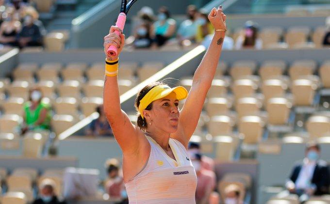 Pavlyuchenkova into her first Grand Slam final | 2021 Roland Garros | SportzPoint