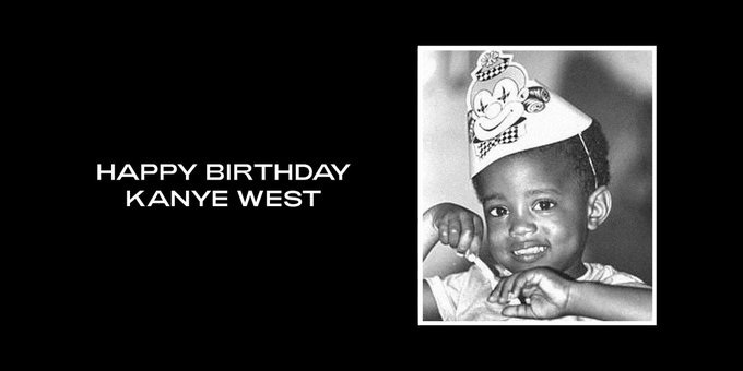 Happy Birthday Kanye West, Sasha Obama & Faith Evans