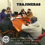 Image for the Tweet beginning: Hoy en jueves de Trajineras,