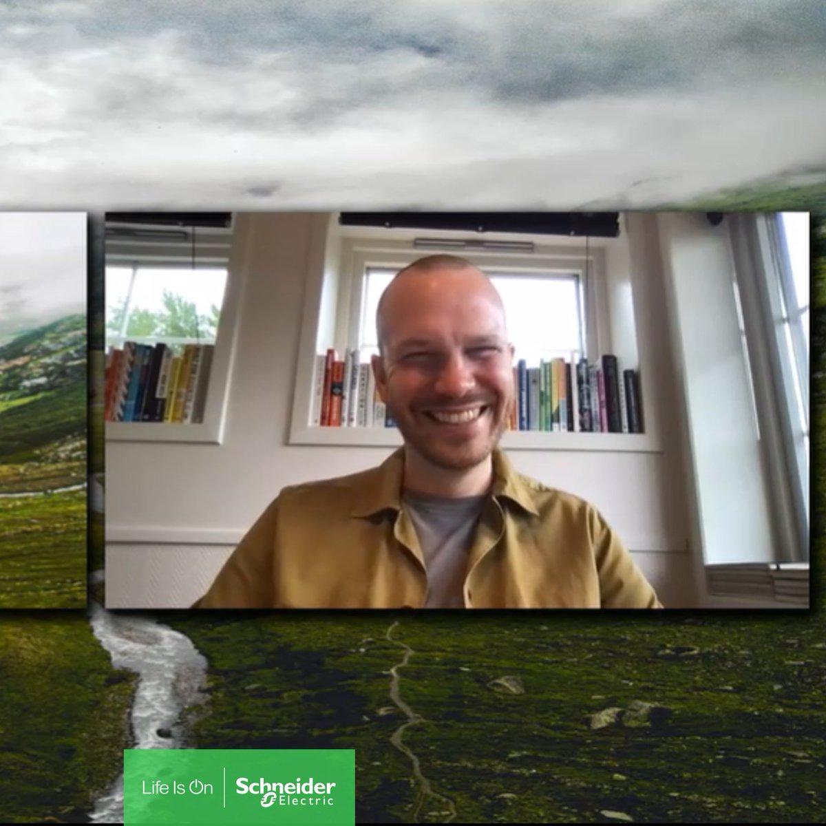Tusen takk til alle deltakere og alle som bidro til Innovation Talk Webinar: Open Sustainability i dag! 💚  Christian Brosstad @AteaNorge, Tom Savigar @Avansere2, Åse Lunde i @EntraASA, Karoline Nystrøm @energieffektiv #LifeIsOn https://t.co/8d6UjXvtbw