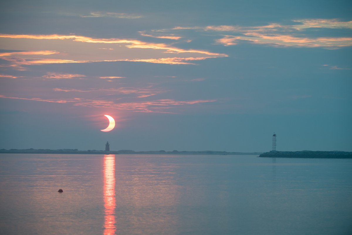 @NASA's photo on #SolarEclipse
