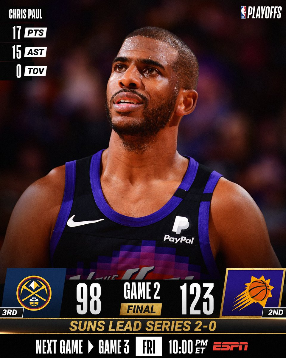 @NBA's photo on The Suns