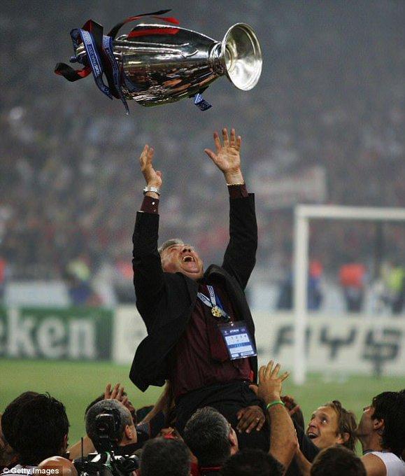 Happy birthday to a true gentleman, Mister Carlo Ancelotti