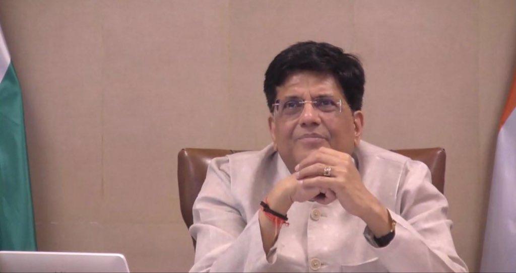 रेल मंत्री पीयूष गोयल ने मानसून को लेकर रेलवे की तैयारियों की समीक्षा की