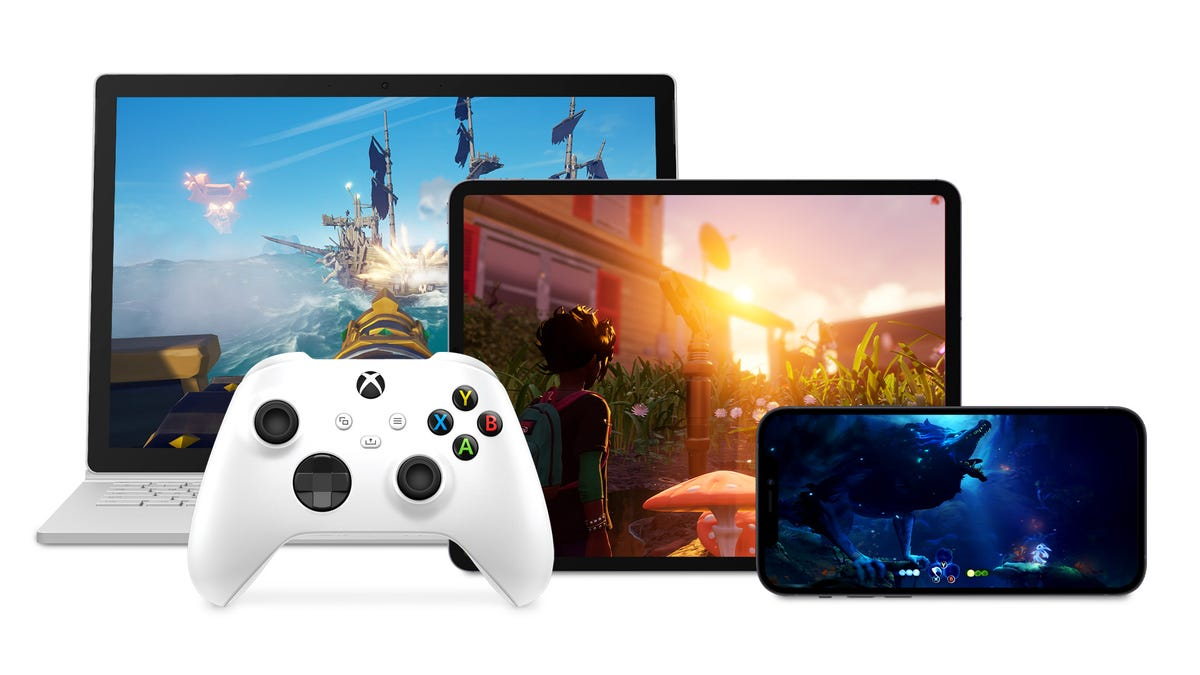 RT @Gizmodo: Xbox Game Pass Ultimate Is Getting Official Browser Support