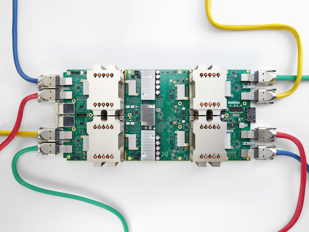 Google is using AI to design its next generation of AI chips more quickly than humans can