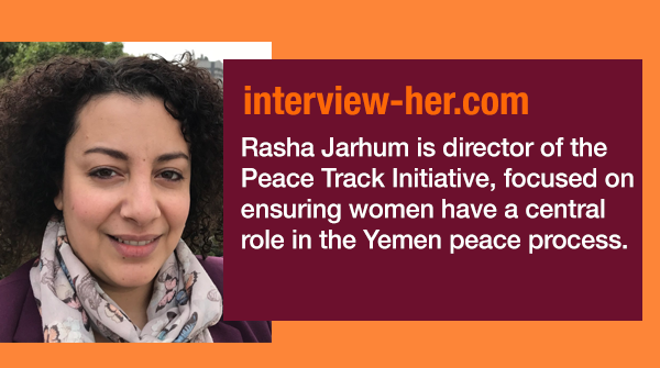After 6 years of conflict in #Yemen, what are the prospects for peace as humanitarian needs spiral? @RashaJarhum is an expert for media from South Yemen in Canada, director @peace_track cc  @WoSolidarityYe @Interview_Her in English or Arabic: https://t.co/2GyGOneHBH https://t.co/q6t9EOsrOA