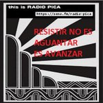 Image for the Tweet beginning: SONIC GLOBAL UNDERGROUND DIFFUSION RADIO PICA